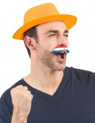 Overskæg hollandsk fan voksen