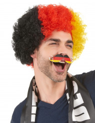 Overskæg tysk fan voksen