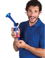 Tudende horn fransk fan