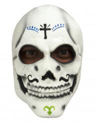 Skeletmaske, Dia de los Muertos, voksen