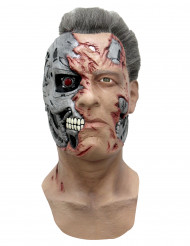 Maske cyborg T800 Terminator® Genisys™