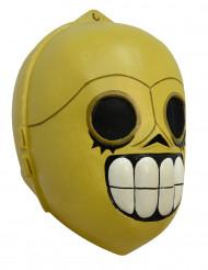 Droidemaske, Dia de los Muertos, Halloween, voksen