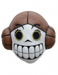 Maske, prinsessen fra rummet, Dia de los Muertos, voksen