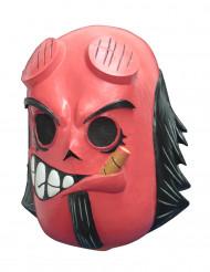 Maske Djævel Dia de los Muertos Halloween