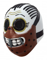Maske Kannibal Dia de los Muertos Halloween