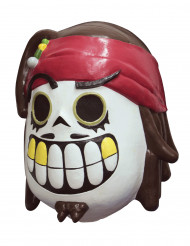 Maske Pirat Dia de los Muertos Halloween