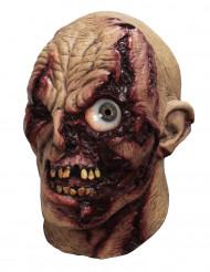 Zombiemaske Animeret