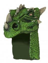 Grøn Drage hjelm Voksen