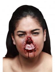 Falsk sår Ødelagt Næse og Læbe