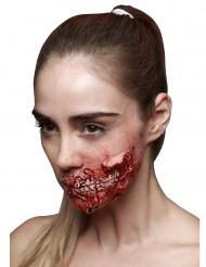 Falsk mundsår til Halloween