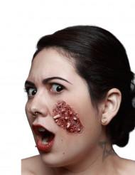 Falsk sår Laver i huden