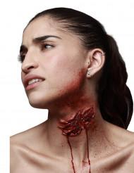 Falsk sår til Halloween