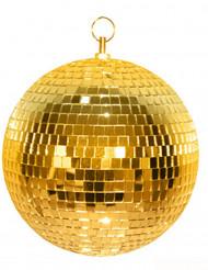 Spejlkugle guld 20 cm
