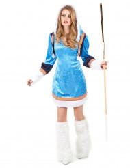 Sexet Eskimo kvinde kostume