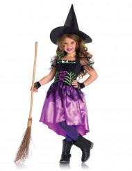 Kostume heks fortryllende til piger Halloween