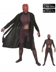Kostume Morphsuits™ Zapper Darth Maul voksen