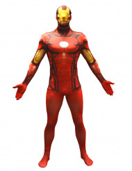 Kostume Morphsuits™ Iron Man voksen
