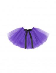 Balletskørt violet til piger