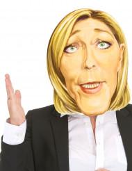 Maske i pap Marine Le Pen til voksne
