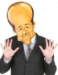 Maske i pap François Hollande til voksne