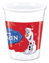 8 plastikkrus med Olaf™ 200 ml