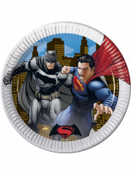 8 Paptallerkener Batman vs Superman™ 23 cm