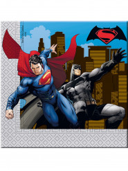 Servietter 20 stk. Batman vs Superman™