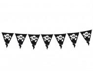 Guirlande faner pirat 3,6 m