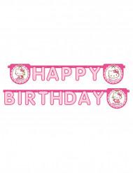 1 Guirlande Happy Birthday Hello Kitty™ 2m