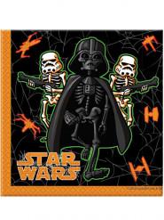 20 Servietter 2-lags Halloween Star Wars™ 33 x 33 cm