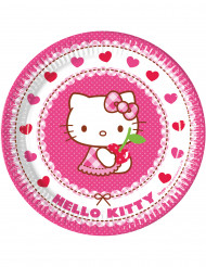 Hello Kitty™ tallerkener 8 stk