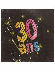 30 års servietter