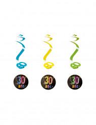 Dekoration 30 år