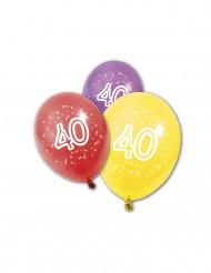 Fødselsdags balloner i latex