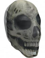 Hætte skelet voksne Halloween
