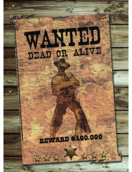 Wanted cut-out!