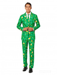 Trekløver-jakkesæt Suitmeister™ St Patrick voksen