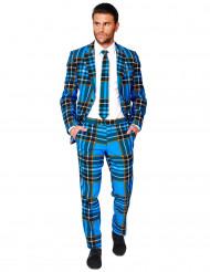 Jakkesæt Opposuits™ skotsk plaid mand kostume