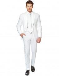 Mr White Opposuits™ jakkesæt voksen