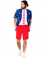 Jakkesæt sommer amerikansk mand Opposuits™