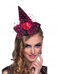 Minihat heks til kvinder Halloween