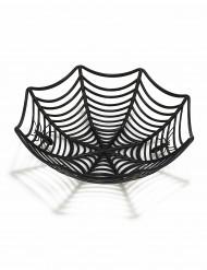 Skål spindelvæv 27 cm Halloween