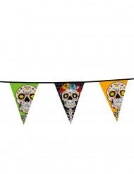 Guirlande Dia de los Muertos 10 m