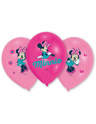6 Latex balloner Minnie™