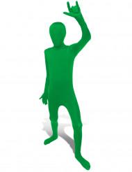 Grønt Morphsuits™ kostume