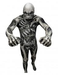Kostume skelet voksen Morphsuits™