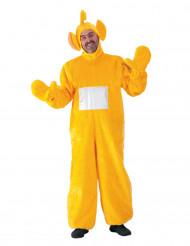 Kostume teledyr gul voksen