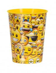 Glas med smileyer Emoji™