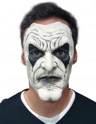 Maske i latex rocksanger til voksne