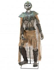 Deluxe døden skeletdekoration